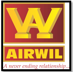 Airwil Golf Green Avenue Logo