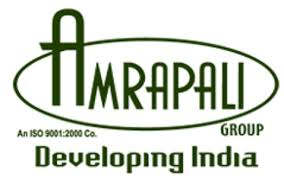 Amrapali Heartbeat City Logo