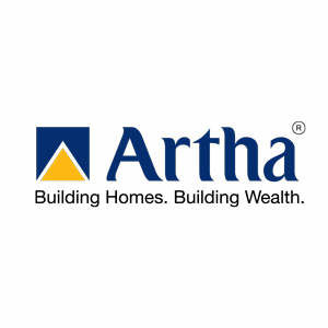 Artha One World Villas Logo