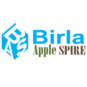 Birla Apple Spire Logo