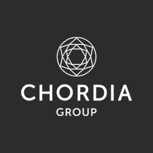 Chordia Solitaire Eight Logo