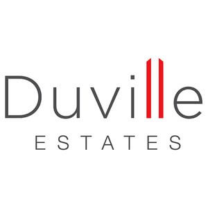 Duville Riverdale Heights Logo