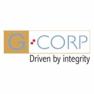 G Corp The Icon Logo