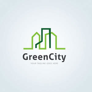 Green City Eutopia Logo