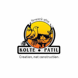 Kolte Patil Three Jewels Logo