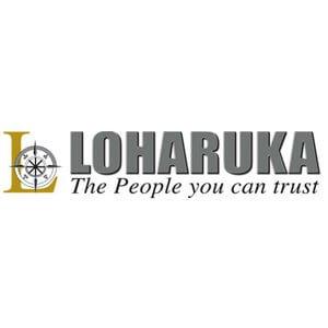 Loharuka Group Little Earth Logo