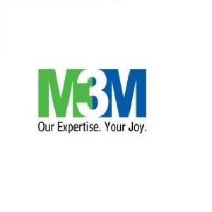 M3M Golf Estate Logo