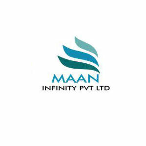Maan Infinity Sri Balaji Sunflower Logo