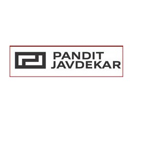 Pandit Javdekar Red Earth Logo