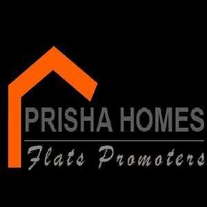 Prisha Orchids Logo