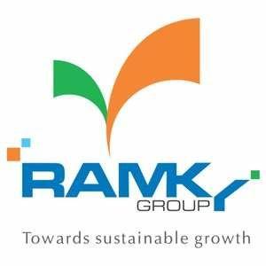 Ramky Serene Woods Logo