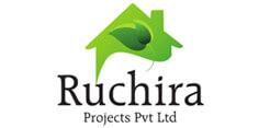 Ruchira Iris Logo