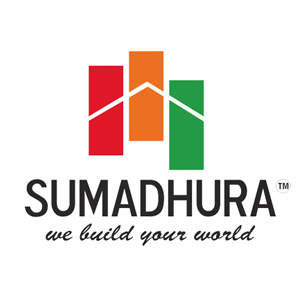 Sumadhura Silver Ripples Logo
