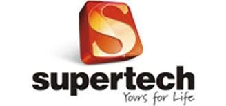 Supertech Hill Town Logo