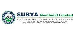 Surya Aastha Greens Logo