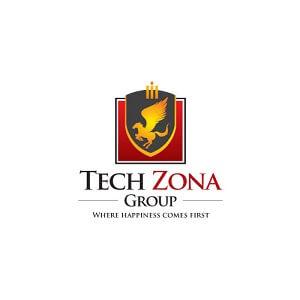 TechZona Magna Tech City Logo