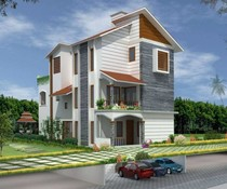 Green Shapes Anupam Lifestyle Villa