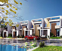 Premia Corporate City Power Villas