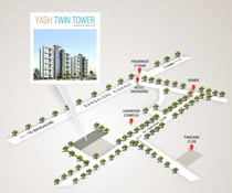 Yash Twin Tower